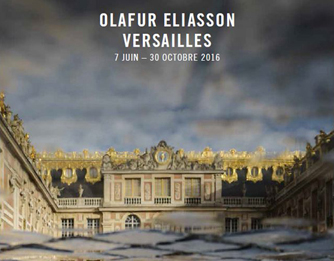 Olafur Eliasson Versailles Fondation d'Entreprise Philippine de Rothschild