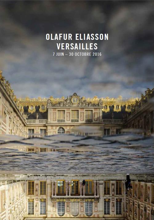 Olafur Eliasson Versailles Fondation Philippine de Rothschild