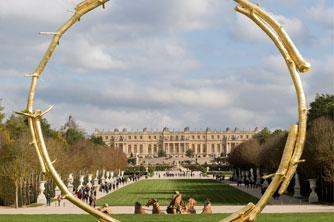 Fondation d'Entreprise Philippine de Rothschild, Château de Versailles, Voyage d'hiver