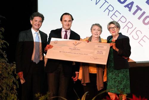 Prix du Personnel 2018 Fondation d'Entreprise Philippine de Rothschild